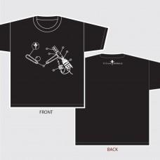 "Titan Pinball ""Diagram"" T-Shirt"