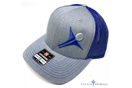 Titan Pinball Logo Trucker Hat