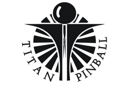 Titan Pinball T-Shirt