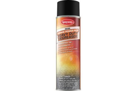 Sprayway Industrial Heavy Duty Orange Power Plus