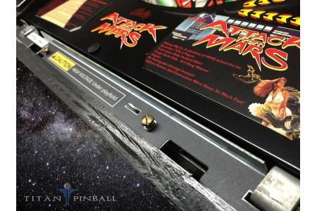 Titan Lockbar Receiver Finisher
