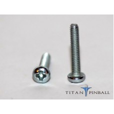 2-56 x 1/2 Pan Head Screw