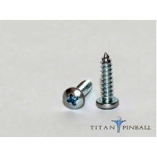 4 x 1/2 Pan Head Screw