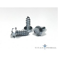 #8 x 1/2  Hex Head Screw