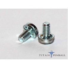 8-32 x 3/8 Pan Head SEMS Screw