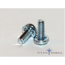 8-32 x 5/16 Pan Head SEMS Screw