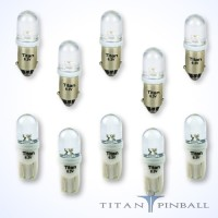 Clear Dome 6.3 volt LED