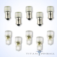 Superior Fluted Dome 6.3 volt LED