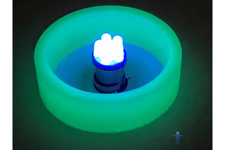UV GLOW LED Bulbs 6.3 volt