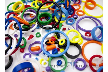 Titan Competition Silicone Rings