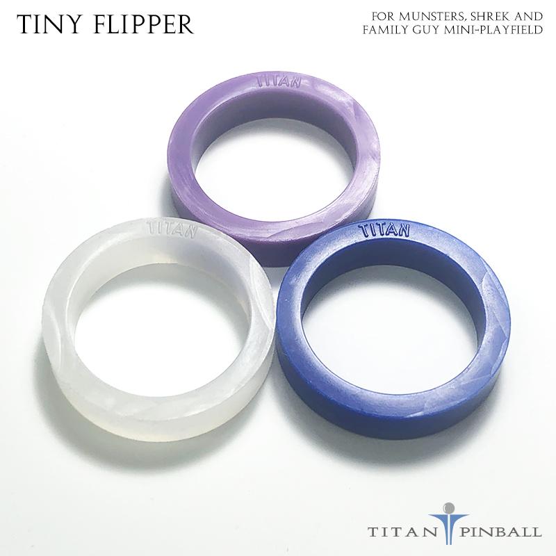 Williams Pinball rubber silicone colour Titan kits for Stern Bally Sega