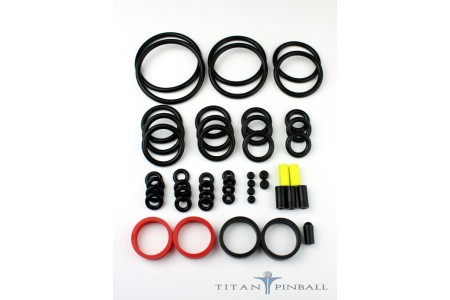 Titan Universal Silicone Ring Kit